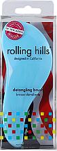 Kup Szczotka do włosów - Rolling Hills Detangling Brush Travel Size Sky Blue