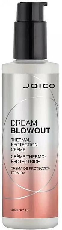 Krem do włosów z ochroną termiczną - Joico Dream Blowout Thermal Protection Creme — фото N1