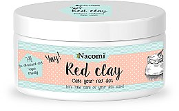 Kup Maska rozjaśniająca - Nacomi Red Clay