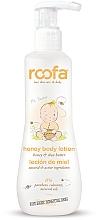 Kup Balsam do ciała z miodem - Roofa Honey Body Lotion