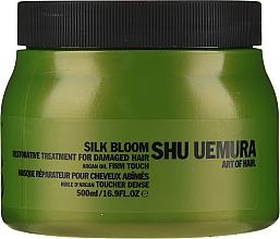 Kup Regenerująca maska do włosów zniszczonych - Shu Uemura Art of Hair Silk Bloom Restorative Treatment