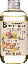 Kup Owocowy olejek do masażu ciała - Fergio Bellaro Massage Oil