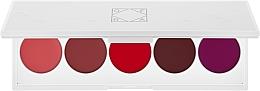 Kup Paleta nawilżających pomadek do ust - Ofra Signature Palette Lipstick Variety