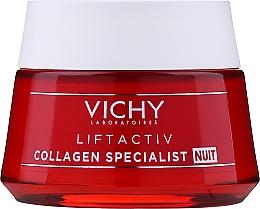 Kup Kolagenowy krem do twarzy na noc - Vichy LiftActiv Collagen Specialist Night