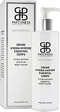 Kup Krem do ciała - Patchness Skin Essentials Hydra Intense Essential Body Cream