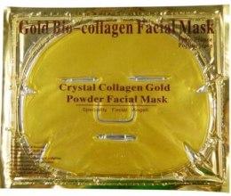 Kup Kolagenowa krystaliczna złota maska do twarzy - Clarena Cosmetic Pads Crystal Collagen Gold Mask