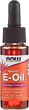 Kup Olejek z witaminą E - Now Foods Oil