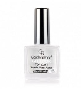 Wzmacniacz do paznokci - Golden Rose Top Coat Gel Look