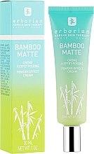 Kup Matujący krem do twarzy - Erborian Bamboo Matte Powder Effect Cream