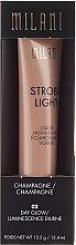 Kup Kremowy rozświetlacz do twarzy - Milani Strobe Light Liquid Highlighter