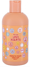 Kup Pianka do kąpieli, Brzoskwinia - Swizzels Love Hearts Perfectly Peach