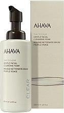Kup Delikatnie oczyszczająca pianka do twarzy - Ahava Time to Clear Gentle Facial Cleansing Foam