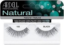 Kup Sztuczne rzęsy - Ardell Natural Lashes Black 105