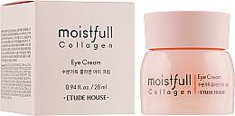 Kup Kolagenowy krem pod oczy - Etude House Moistfull Collagen Eye Cream