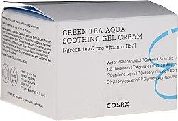 Kup Łagodzący żel-krem do twarzy - Cosrx Hydrium Green Tea Aqua Soothing Gel Cream
