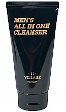 Kup Nawilżający peeling w piance do mycia twarzy dla mężczyzn - Village 11 Factory Men's All In One Cleanser