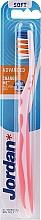 Kup Miękka szczoteczka do zębów, różowa - Jordan Advanced Soft Toothbrush