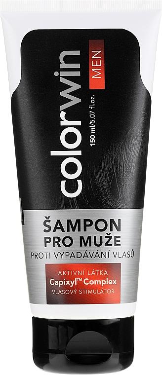 Szampon przeciw wypadaniu włosów dla mężczyzn - Colorwin Hair Loss Shampoo — фото N2