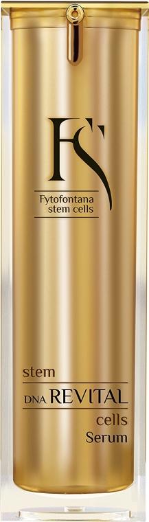 Przeciwstarzeniowe serum do twarzy - Fytofontana Stem Cells DNA Revital Serum — фото N1