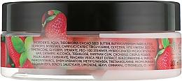 Nawilżające masło do ciała Truskawka i bazylia - Cosmepick Body Butter Strawberry & Basil — фото N3