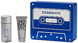 Kup Carolina Herrera 212 Men NYC - Zestaw (edt/100ml + sh/gel100ml)