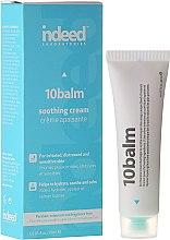 Kojący krem do twarzy - Indeed Laboratories 10 Balm Soothing Cream — фото N1