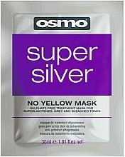 Kup Maska do włosów przeciw żółtym odcieniom - Osmo Super Silver No Yellow Mask (próbka)