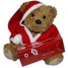 Kup Lulu Castagnette Just 4 U :-X - Zestaw (edt/100ml + teddy bear)