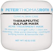 Kup Lecznicza maseczka z siarką przeciwtrądzikowa - Peter Thomas Roth Sulfur Therapeutic Sulfur Mask