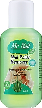 Kup Zmywacz do paznokci Aloes - Art de Lautrec Mr Nail Polish Remover Aloe