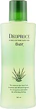 Kup Nawilżający tonik przeciwzmarszczkowy z aloesem, kwasem hialuronowym i ekstraktami ziołowymi - Deoproce Hydro Soothing Aloe Vera Toner