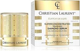 Kup Nawilżające serum na czoło oraz okolice oczu i ust - Christian Laurent Super Concentrated Brightening Diamond Serum
