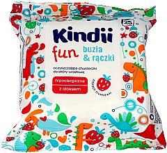 Kup Chusteczki nawilżane Truskawka - Kindii Fun