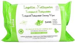 Kup Ekologiczne biodegradowalne chusteczki nawilżane dla dzieci - Alphanova Bebe
