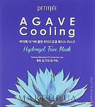 Kup Hydrożelowa maseczka do twarzy z wyciągiem z agawy - Petitfee & Koelf Agave Cooling Hydrogel Face Mask