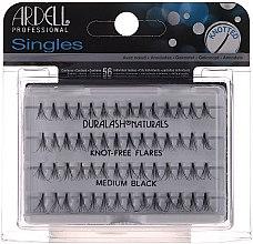 Kup Kępki rzęs o średniej długości - Ardell Singles Medium Black