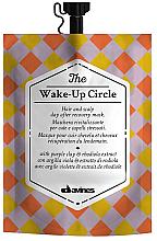 Kup Normalizująca maska do włosów i skóry głowy z glinką fioletową i różeńcem - Davines The Circle Chronicles The Wake-Up Circle