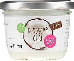 Kup Naturalny olej z miąższu kokosa - Sefiros Organic Raw Coconut Oil