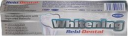 Kup Wybielająca pasta do zębów - Mattes Rebi-Dental Whitening Toothpaste