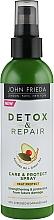 Kup Spray bez spłukiwania wzmacniający włosy z ochroną termiczną - John Frieda Detox & Repair Care & Protect Spray