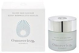 Kup Rozświetlająca maska do twarzy i szyi - Omorovicza Silver Skin Saviour