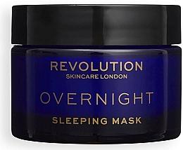Kup Łagodząca maska do twarzy na noc - Revolution Skincare Overnight Soothing Sleeping Mask