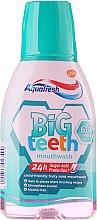 Kup Płyn do płukania jamy ustnej dla dzieci - Aquafresh Big Teeth Mouthwash