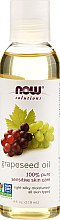 Kup Olej z pestek winogron - Now Foods Solutions Grapeseed Oil