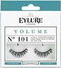 Kup Sztuczne rzęsy w zestawie z klejem - Eylure Volume False Eyelashes No. 101