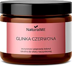 Kup Glinka czerwona - NaturalME