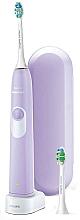 Kup Soniczna elektryczna szczoteczka do zębów, fioletowa - PHILIPS Sonicare HX6212/88