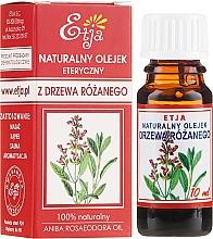 Kup Naturalny olejek z drzewa różanego - Etja Natural Essential Oil
