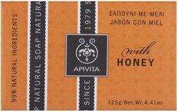 Kup Miodowe mydło kosmetyczne - Apivita Soap with honey
