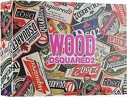 Kup Dsquared2 Wood Pour Femme - Zestaw (edt 100 ml + edt 10 ml + sh/gel 150 ml)